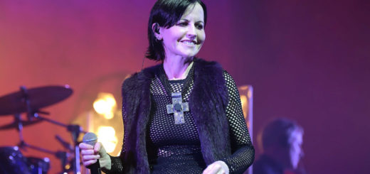 Mandatory Credit: Photo by EDMOND SADAKA EDMOND/SIPA/REX/Shutterstock (8799004m) Dolores O'Riordan The Cranberries in concert, Olympia. Paris, France - 04 May 2017